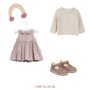 Outfit of the Week Eight O'Clock