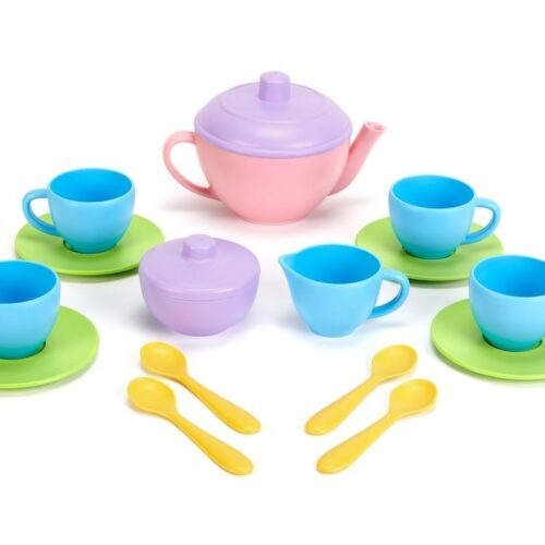 Green Toys Theeservies | Roze