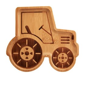 Bamboe Bord Hout Sass & Belle - Tractor